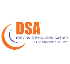 driving school association badge